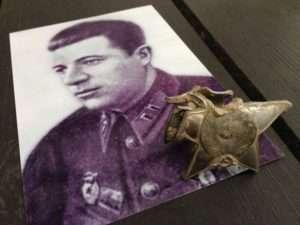 майор Александр Соколов