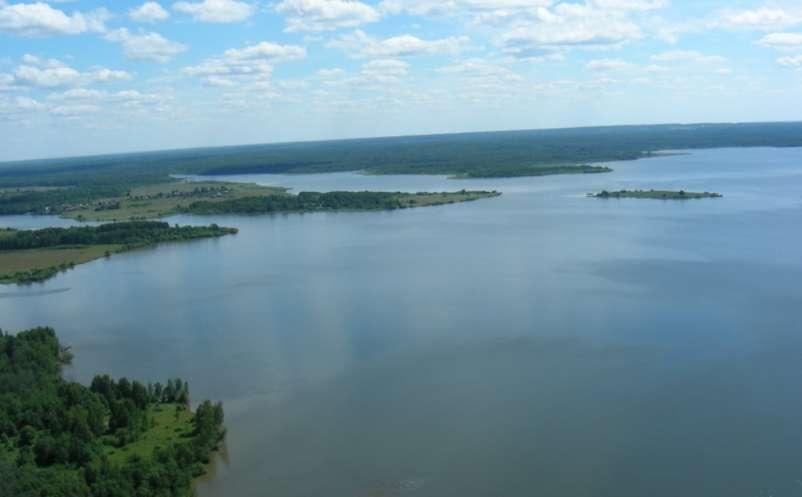 Кармановское водохранилище, Вазузское водохранилище
