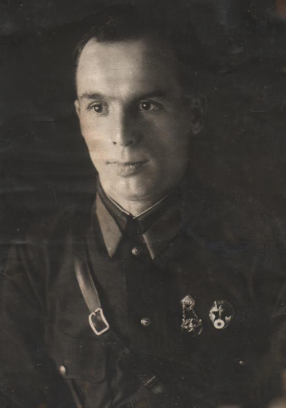 Александр Степанович Шипулин фото 30-х годов