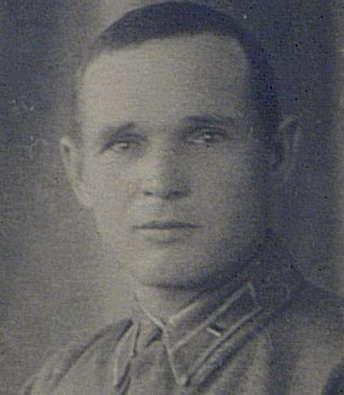 Командир 22-го кавалерийского полка майор Иван Павлович Бросалов.